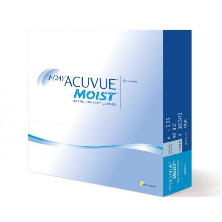 1-Day Acuvue Moist (90 шт.)