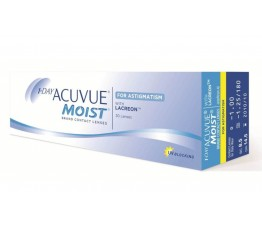 1-Day Acuvue Moist for Astigmatism*
