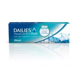Dailies AquaComfort Plus (30 шт.)