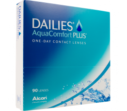 Dailies AquaComfort Plus (90 шт.)