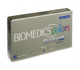 Biomedics Colors Premium (softview)