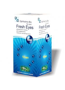 Капли Офтальмикс Bio Fresh Eye