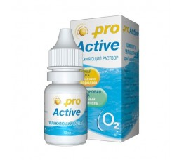 Увлажняющие капли Pro Active